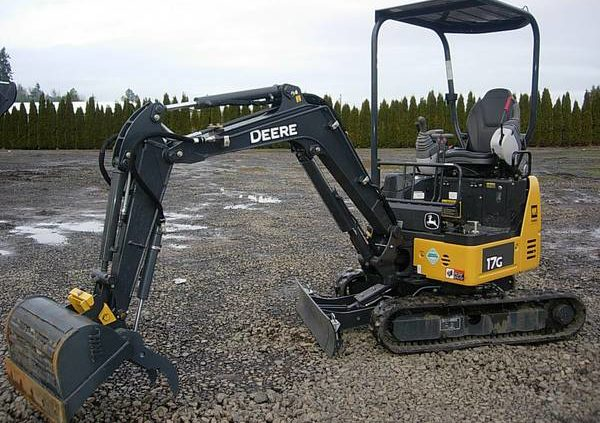 Excavator Rentals in Canby, Oregon - John Deere Excavators